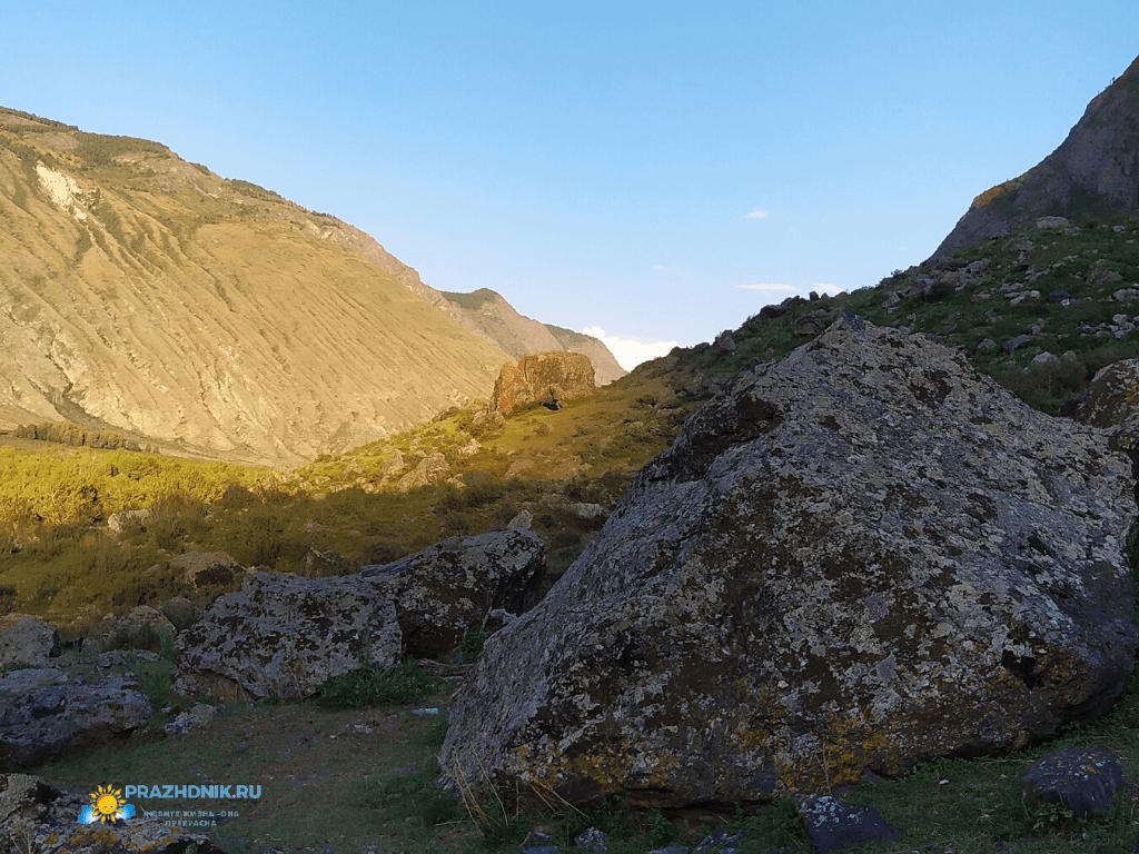 Долина реки Чулышман-7